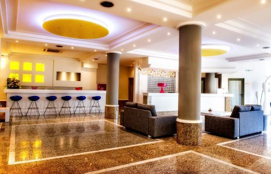 Lobby Neptuno Beach - All Inclusive