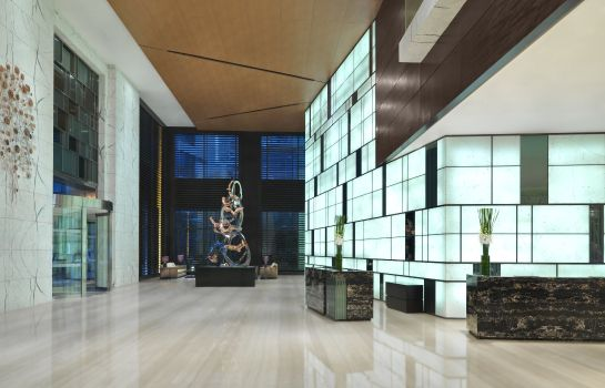 Lobby Four Points by Sheraton Guangzhou Dongpu