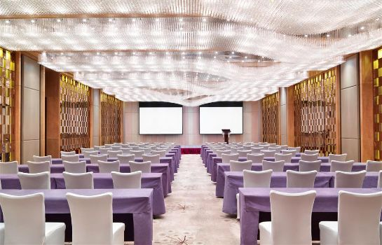 Conference room Four Points by Sheraton Guangzhou Dongpu