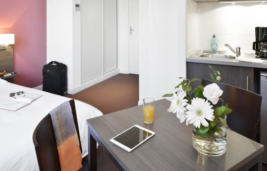 Zimmer Aparthotel Adagio access Toulouse Saint-Cyprien