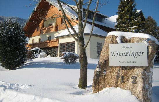 Information Kreuzinger Pension