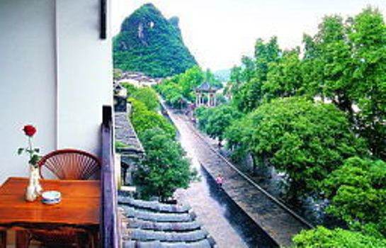 Terrace Yangshuo River View Hotel