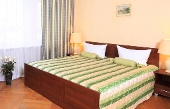 Chambre double (confort) Central INN