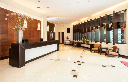 Lobby NH Collection Providencia