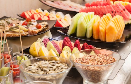 Breakfast buffet NH Collection Providencia