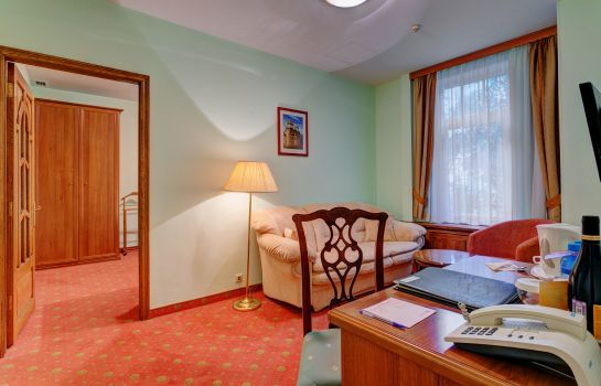Suite junior Sretenskaya Hotel