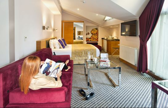 Junior suite Parkhouse Hotel & Spa