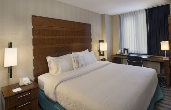 Zimmer Fairfield Inn & Suites New York Manhattan/Fifth Avenue