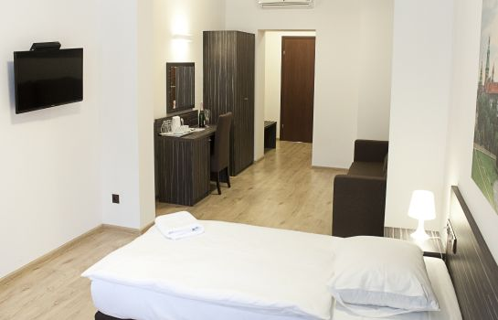 Double room (standard) Pergamin Apartments