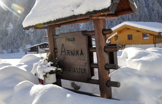 Info Haus Arnika Pension