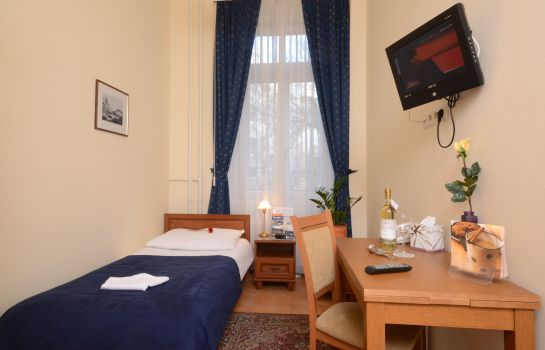 Single room (standard) Budapest Panorama Central