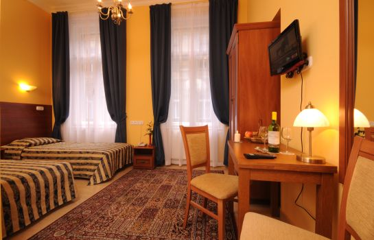 Double room (standard) Budapest Panorama Central