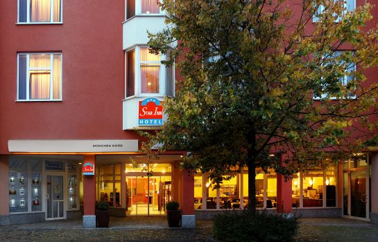 Exterior view Star Inn Hotel München Nord by Comfort