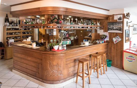 Bar del hotel Al Gallo Forcello 1530 ***  Superior
