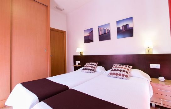 Standard room Living Valencia Edificio Merced