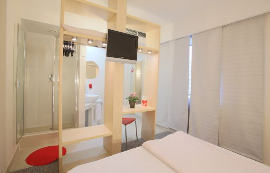 Single room (standard) Hello Hotels Gara de Nord