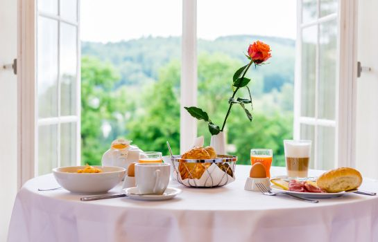 Breakfast room Schlosshotel Purschenstein