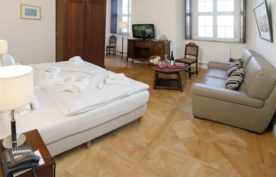 Double room (standard) Schlosshotel Purschenstein