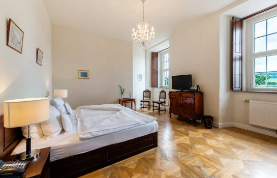 Double room (superior) Schlosshotel Purschenstein