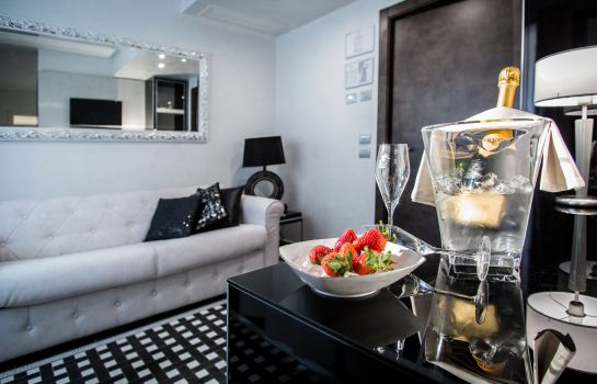 Suite junior Best Western Premier Milano Palace