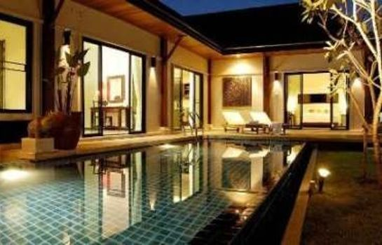 Außenansicht Two Villas Holiday Oriental Layan Beach