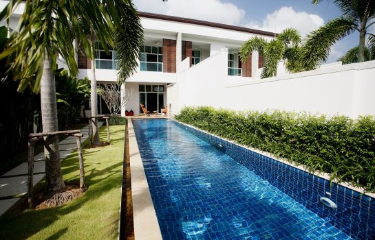 Double room (standard) Two Villas Holiday Oxygen Bang Tao Beach