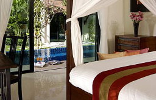Chambre Two Villas Holiday - Oriental Style Naiharn Beach