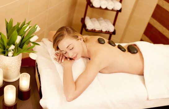 Sala massaggi Grand Hotel Stamary Wellness&SPA