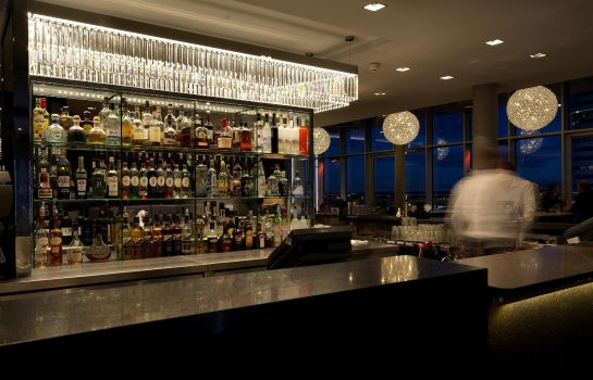 Hotelbar DoubleTree by Hilton Hotel Leeds City Centre