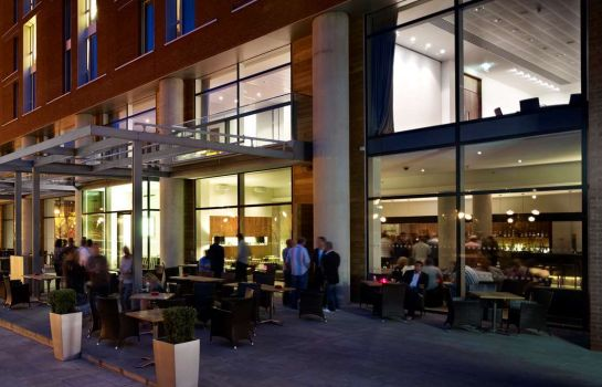 Restaurant DoubleTree by Hilton Hotel Leeds City Centre