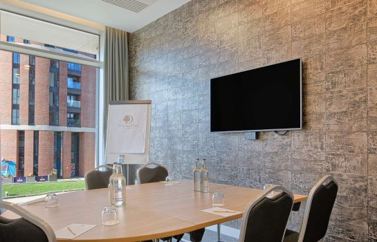 Conference room DoubleTree by Hilton Hotel Leeds City Centre