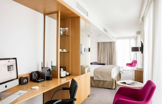 Chambre DoubleTree by Hilton Hotel Leeds City Centre