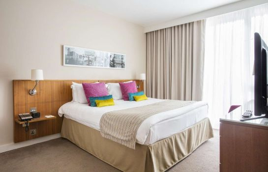 Room DoubleTree by Hilton Hotel Leeds City Centre