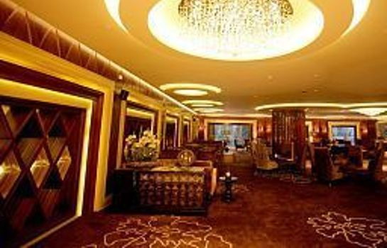 Hotel bar Wyndham Grand Plaza Royale Furongguo Changsha