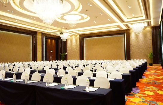 Conference room Wyndham Grand Plaza Royale Furongguo Changsha