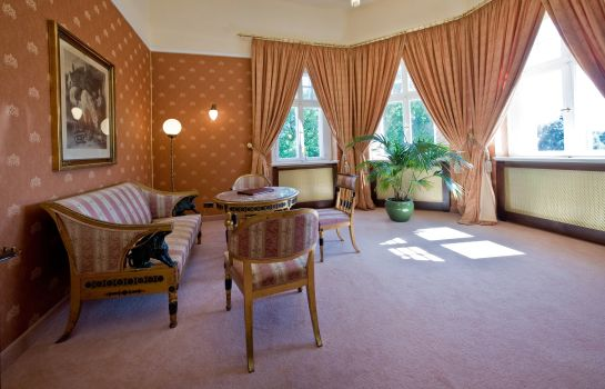 Junior Suite GRAND Hotel Schlosshotel Wendorf