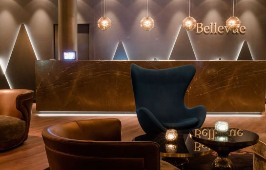 Bar hotelowy Motel One Bellevue