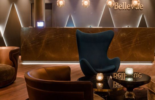 Recepcja Motel One Bellevue