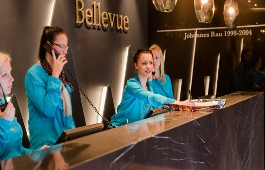 Empfang Motel One Bellevue