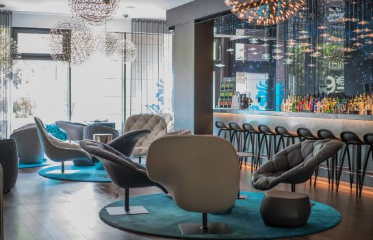 Bar de l'hôtel Motel One Tiergarten