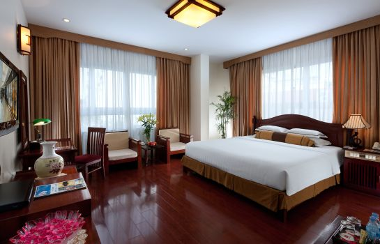 Chambre double (standard) Hanoi Imperial