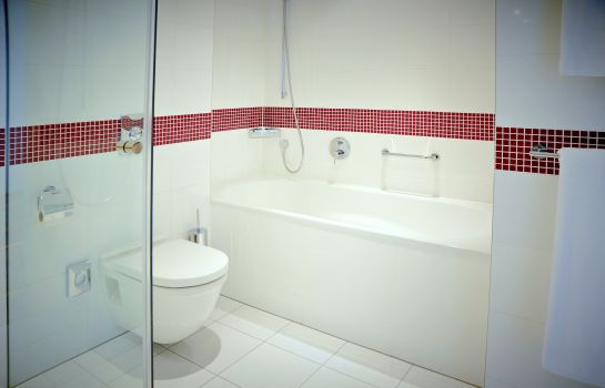 Bagno in camera Angelo by Vienna House Ekaterinburg
