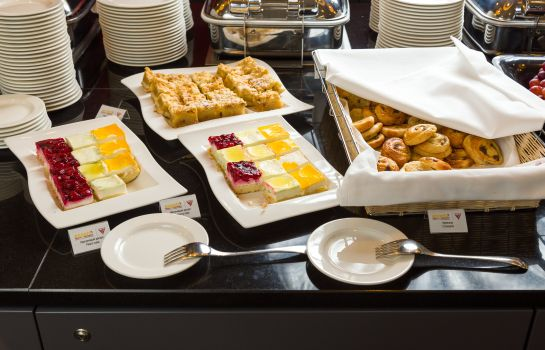 Buffet prima colazione Angelo by Vienna House Ekaterinburg