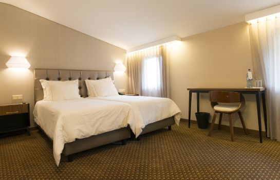 Chambre individuelle (standard) Hotel Lis Batalha Mestre Afonso Domingues