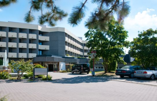 Exterior view Cup Vitalis Parkhotel