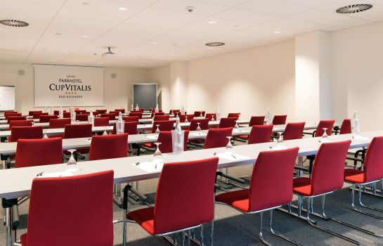Conference room Cup Vitalis Parkhotel