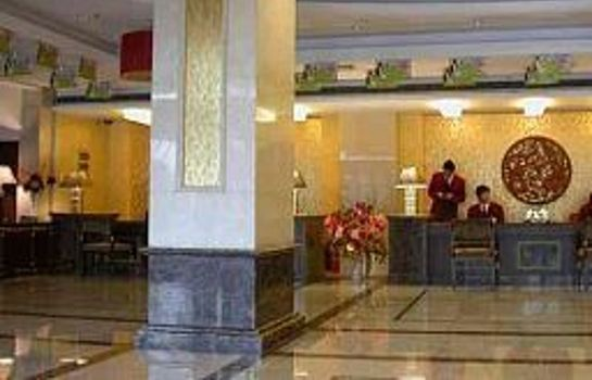 Hotelhalle Jin Jiang Inn Ningbo South Railway Station