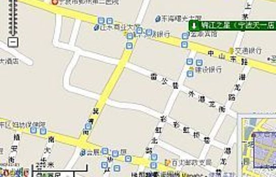 Information Jin Jiang Inn East Zhongshan Road Tianyi Square