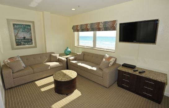 Suite Crystal Beach Suites Hotel