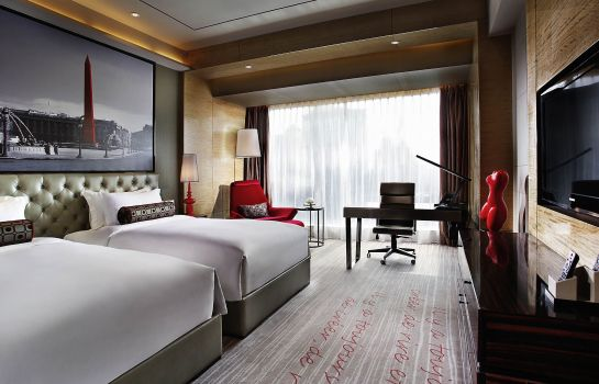 Junior suite Sofitel Guangzhou Sunrich